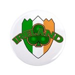 Ireland Badge with Shamrock 3.5