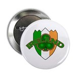 Ireland Badge with Shamrock 2.25