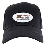 Campbells Log Cabin - Ruidoso, NM Baseball Cap