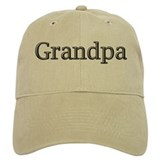 Grandpa steel CLICK TO VIEW Baseball Cap