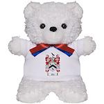 Rice Coat of Arms Teddy Bear