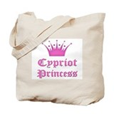 Cypriot Princess Tote Bag