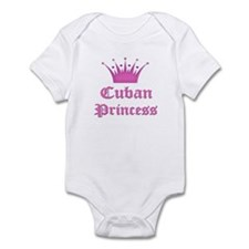 Cuban Princess Infant Bodysuit