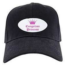 Congolese Princess Baseball Hat