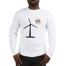 Wind Power Long Sleeve T-Shirt