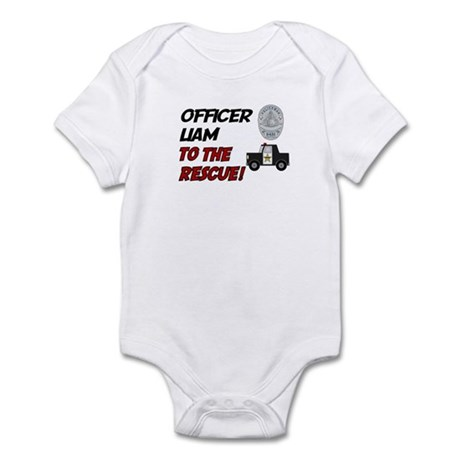 Liam to the Rescue! Infant Bodysuit
