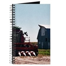 Farm Scene Notebook