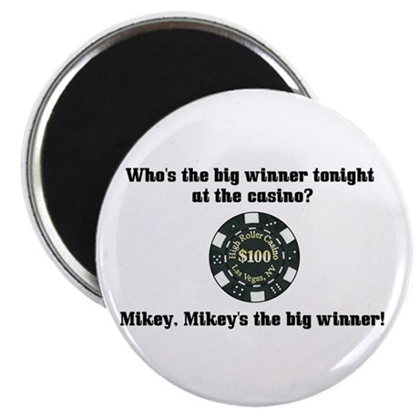 Who's the big winner? Magnet