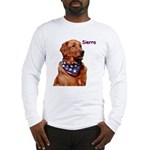 CanineCancerAwareness Long Sleeve T-Shirt