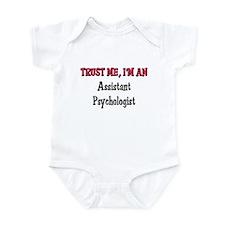 Trust Me I'm an Assistant Psychologist Infant Body