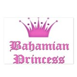 Bahamian Princess Postcards (Package of 8)