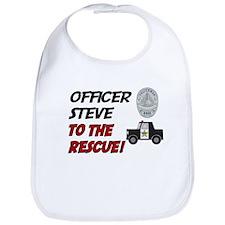Steve to the Rescue! Bib
