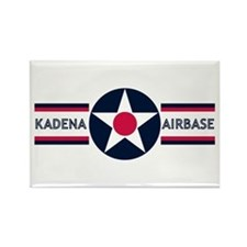 Kadena Air Base Rectangle Magnet