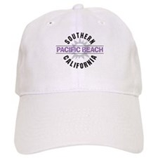 Pacific Beach California Baseball Cap