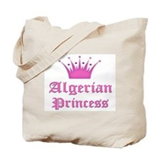 Algerian Princess Tote Bag