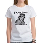 Fanny Bush Cricket Fan Women's T-Shirt