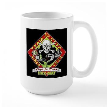 CSFA Hazmat Large Mug