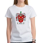 Reeves Family Crest Women's T-Shirt