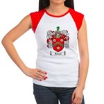 Reeves Family Crest Women's Cap Sleeve T-Shirt