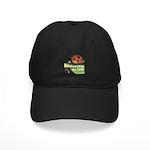 Don't bug the Lady Black Cap