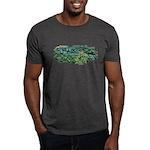 Hosta Clumps Dark T-Shirt