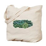 Hosta Clumps Tote Bag