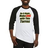 Make love with Torres Baseball Jersey