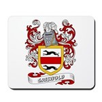 Griswold Coat of Arms Mousepad