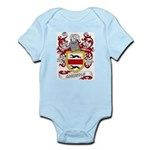 Griswold Coat of Arms Infant Creeper