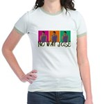 No Way Jose Jr. Ringer T-Shirt