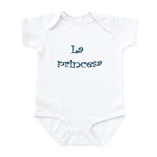 La Princesa ~ Azul (blue) Infant Bodysuit