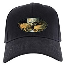 Pyramid of Skulls Baseball Hat