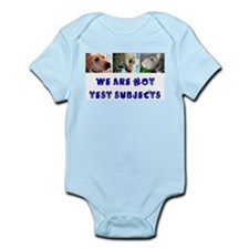 Animal Rights Infant Creeper