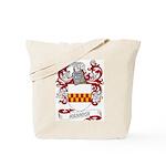 Herrick Coat of Arms Tote Bag