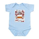 Herrick Coat of Arms Infant Creeper