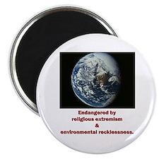 Endangered Earth Magnet