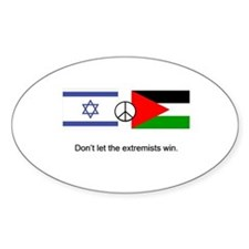 Israel - Palestine Don't Let the Extremists Win St