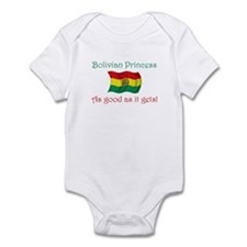 Bolivian Princess Infant Bodysuit