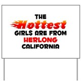Hot Girls: Herlong, CA Yard Sign