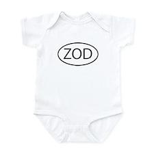 ZOD Infant Bodysuit