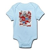 Jones Coat of Arms Infant Creeper