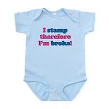 I Stamp Infant Bodysuit