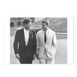 JFK: John F. Kennedy / RFK: Robert F. Kennedy Post