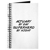 Actuary Superhero Journal