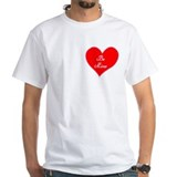 Be Mine Heart Shirt