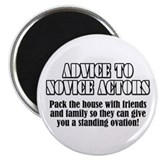 "Advice ""Pack"" 2.25"" Magnet (10 pack)"