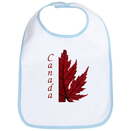 Canadian Maple Leaf Bib