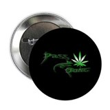 Pass The Bong 2.25&quot; Button (10 pack)