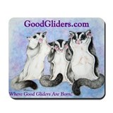 Unique Sugar glider Mousepad