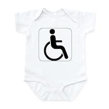 Handicapped Infant Creeper